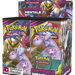Pokemon Box in Italiano